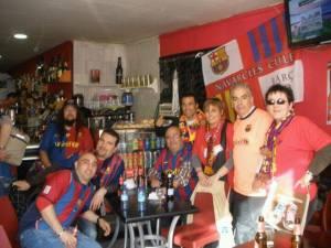 Barça Madrid Abril 2012