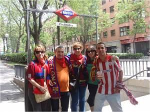 Final Copa del Rey-Vicente Calderón 1