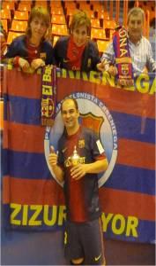 wilde final copa rey futsal